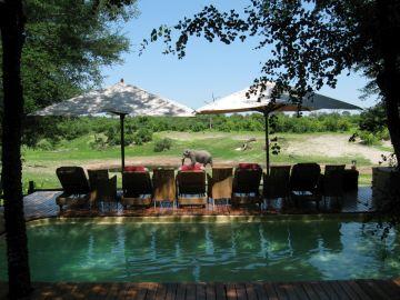 Botswana Safari Lodges Unterkünfte