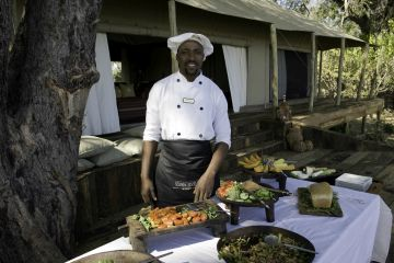 Botswana Luxus Lodges Camps