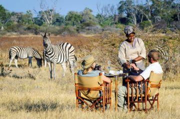 Botswana Luxus Safari Reisen