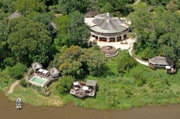 Sambia Livingstone Flugsafari Sussi & Chuma - afrika.de