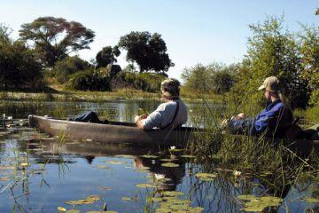 Botswana Rundreise Safari