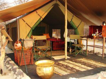 Botswana Flugsafari Safari