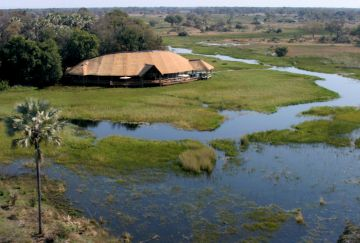 Botswana Lodges Camps Safari
