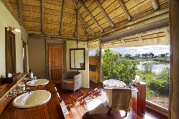 Botswana Flugsafari Fly-in