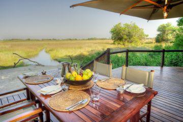 Botswana Lodges Camps