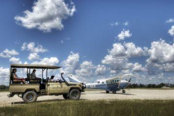 Botswana Flug-Safari Fly-in