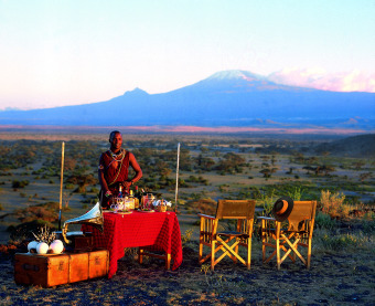Kenia Safari Reisen Lodges