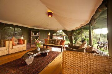 Kenia Safari Luxus