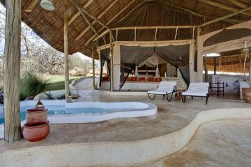 Kenia Luxus Flugsafari
