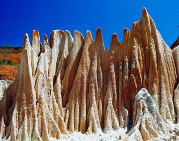 Madagaskar Sandsteinnadeln Iwanowskis Reisen - afrika.de