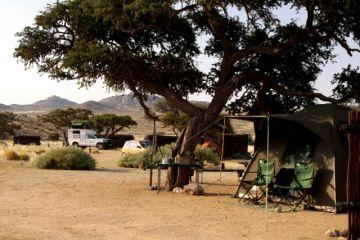 namibia camping selbstfahrer
