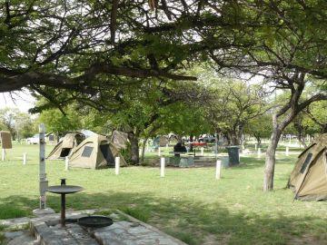 namibia camping reise