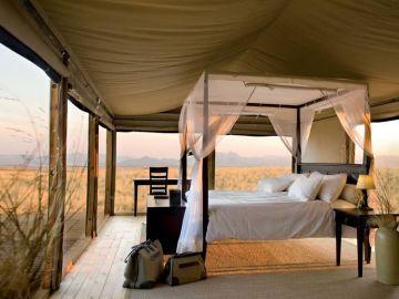 namibia safari honeymoon lodge