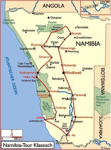 namibia reisen safari unterkünfte