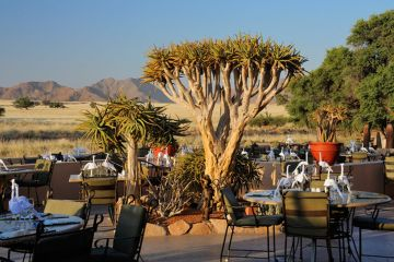 Namibia Lodges Gästefarmen