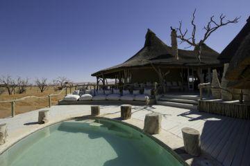 Namibia Flugsafari Luxus