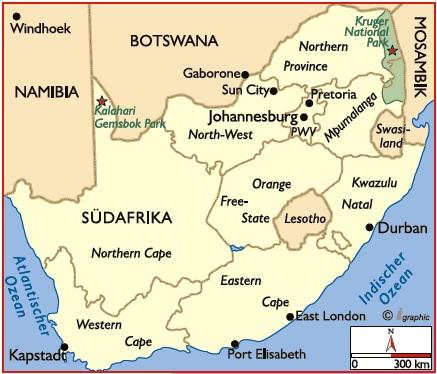südafrika reisen safaris