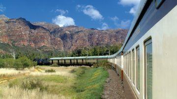 Südafrika Zugreisen Shongololo