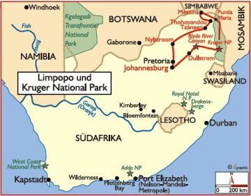 südafrika reisen safaris rundreisen
