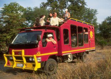 Südafrika Safari Reise
