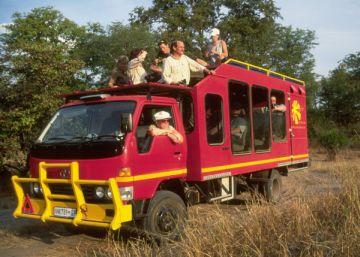 Safari Truck Südafrika Mosambik