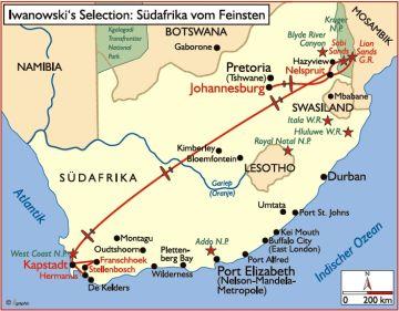 südafrika reisen safaris unterkünfte