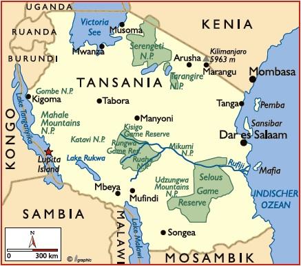 Tansania Safaris
