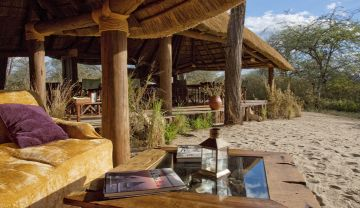 Tansania Safari Luxus Lodges