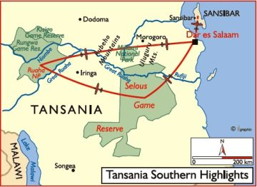 tansania safaris lodges
