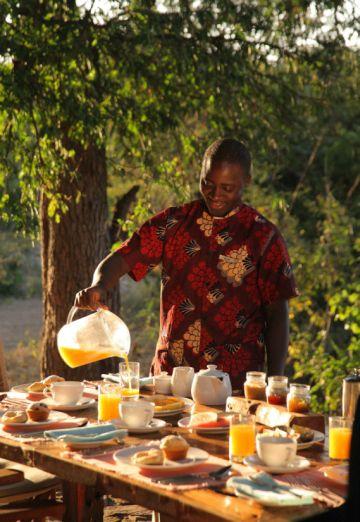 Tansania Flugsafari Lodges