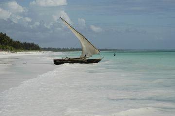 Sansibar Tansania Badeurlaub