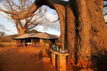tansania camps reisen