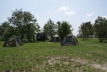 Uganda Campingübernachtung Iwanowskis Reisen - afrika.de