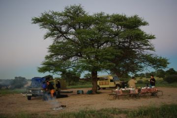 Sambia Campingübernachtung Iwanowskis Reisen - afrika.de