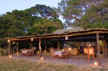 Sambia Busanga Bush Camp Iwanowskis Reisen - afrika.de
