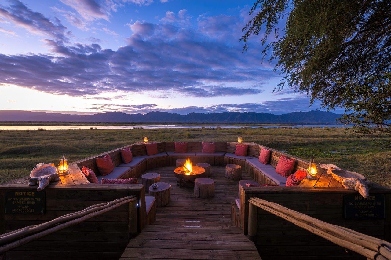 Simbabwe Reisen Safaris Lodges