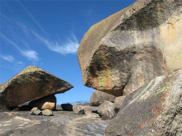 Simbabwe Matobo Berge Iwanowskis Reisen - afrika.de
