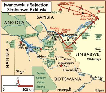 Simbabwe Iwanowskis Selection Iwanowskis Reisen - afrika.de