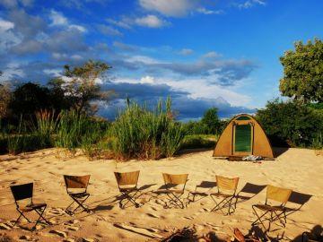 Simbabwe Camping Sambesi Iwanowskis Reisen - afrika.de