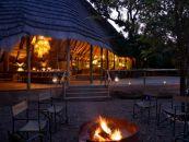 Chobe Bakwena Lodge Feuerstelle