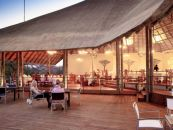 Chobe Bush Lodge Außen
