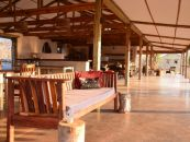 Chobe Elephant Camp Atmosphäre