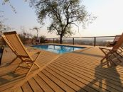 Chobe Elephant Camp Pool