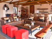 Chobe Elephant Camp Lounge