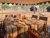 Botswana Chobe Under Canvas Camp im Chobe Nationalpark - afrika.de