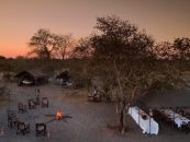 Botswana Chobe Under Canvas Camp im Chobe Nationalpark Hauptbereich - afrika.de