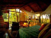 botswana flugsafaris unterkünfte