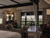 Botswana Safaris Okavango Delta Khwai River Lodge Gästezimmer - afrika.de