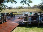 Camp Kwando Carpivi Namibia