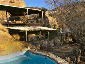 Erongo Wilderness Lodge Unterkünfte